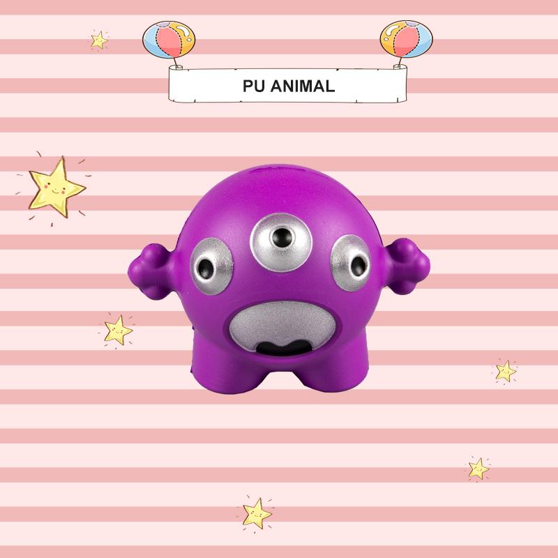 PU ANIMAL TOYS-DOLL