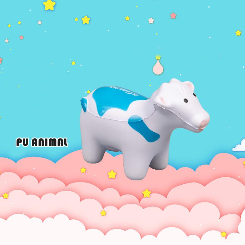 PU ANIMAL TOYS-HORSE