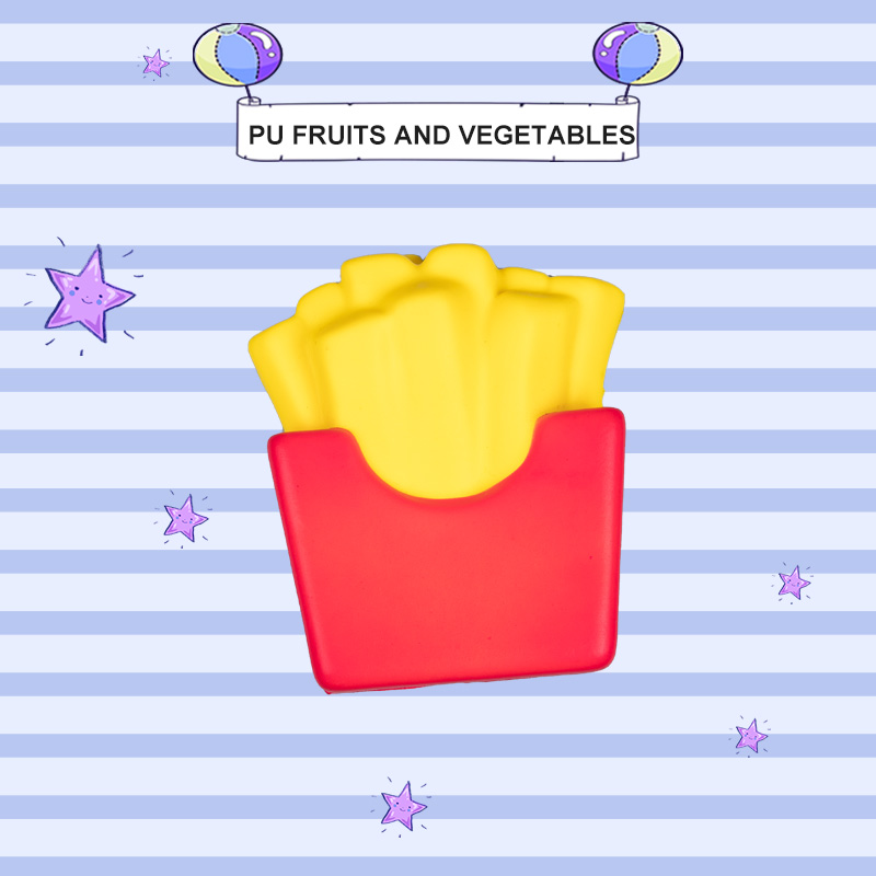 PU FRUITS AND VEGETABLES-FRENCH FRIES