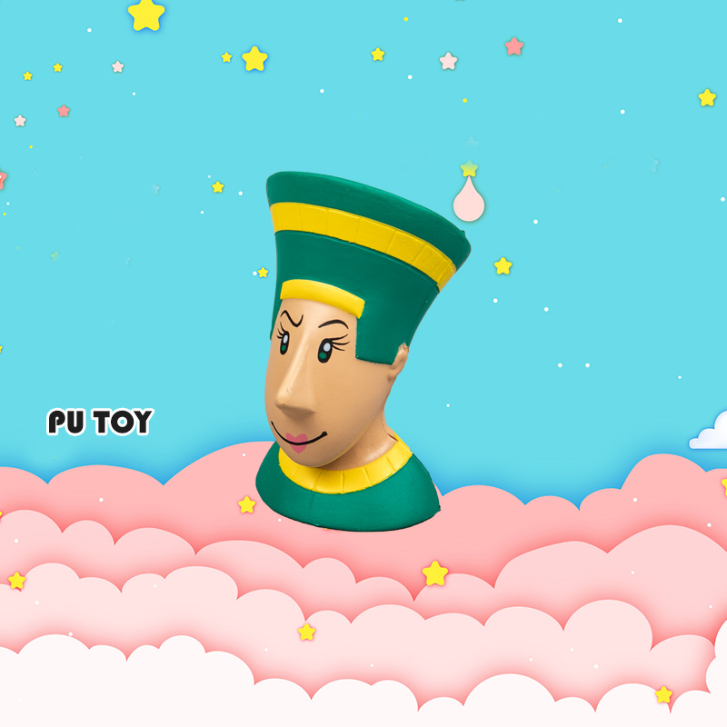 PU TOP SERIES-CARTOON CHARACTER SERIES