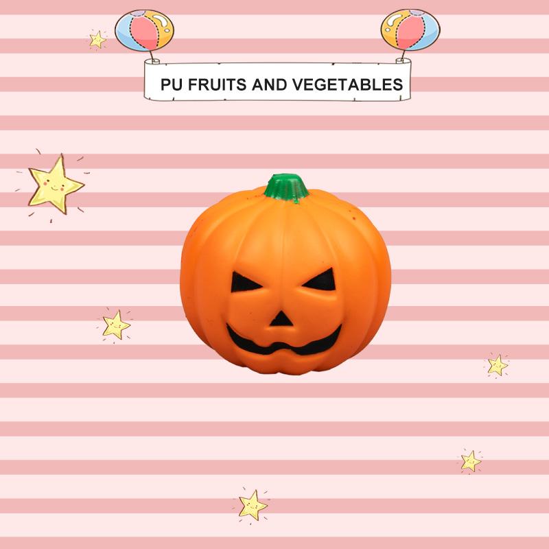 PU FRUITS AND VEGETABLES-PUMPKIN LANTERN