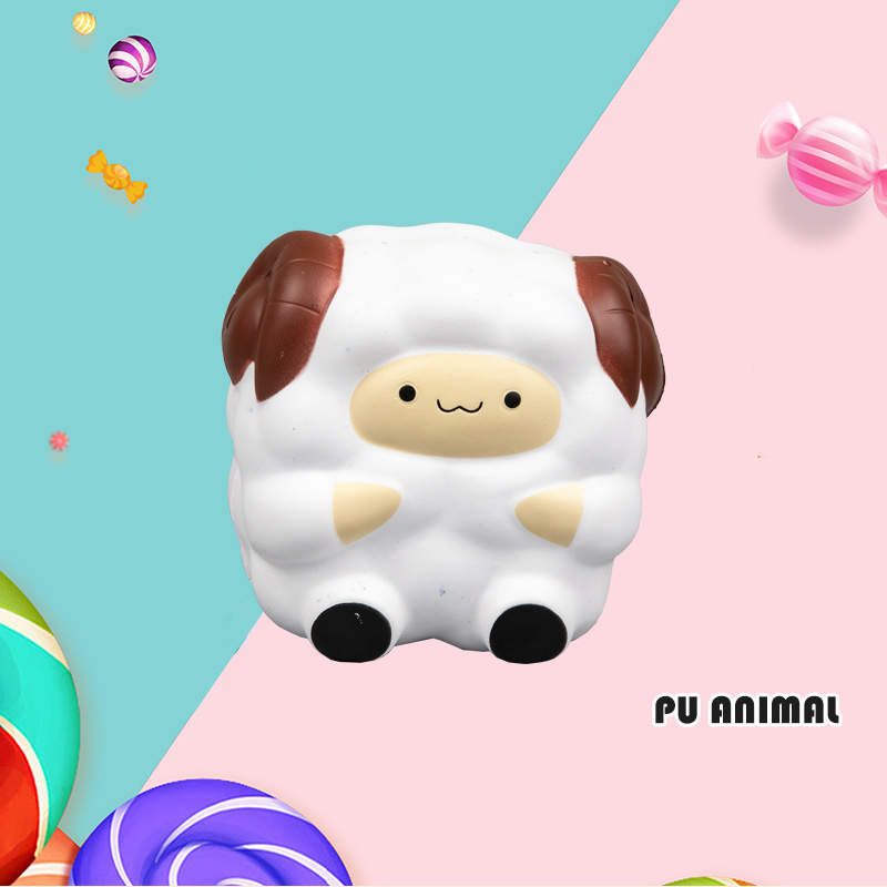 PU ANIMAL TOYS-SHEEP SERIES