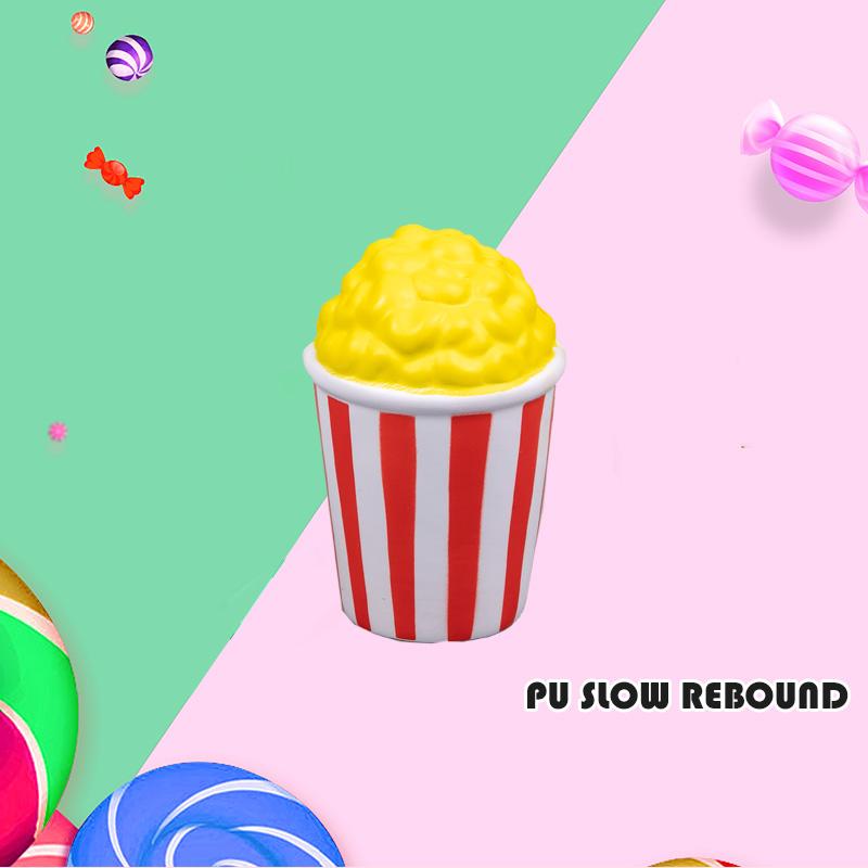 PU SLOW REBOUND-POPCORN