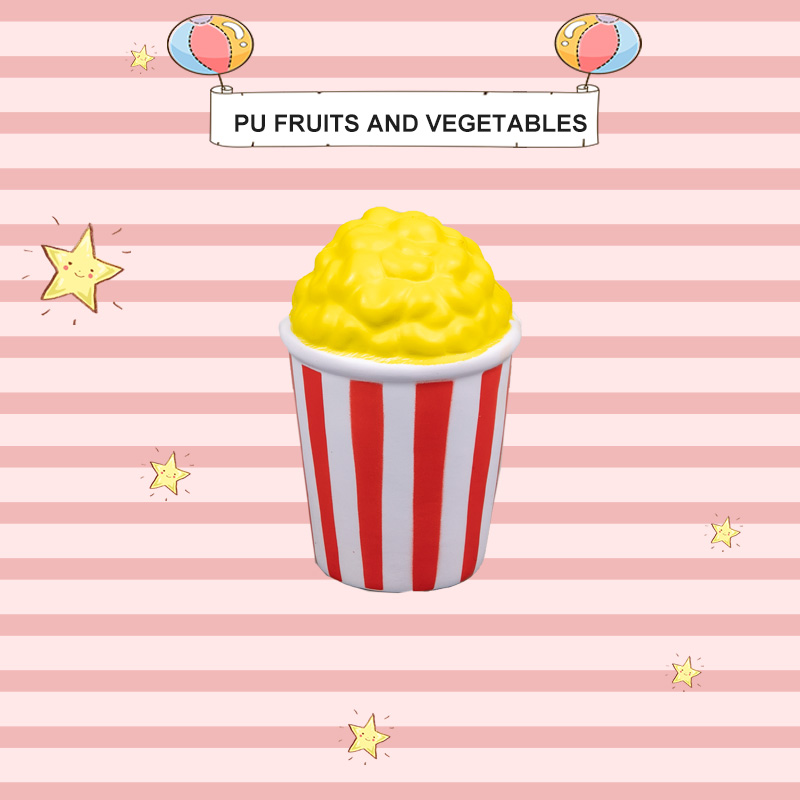 PU FRUITS AND VEGETABLES-POPCORN