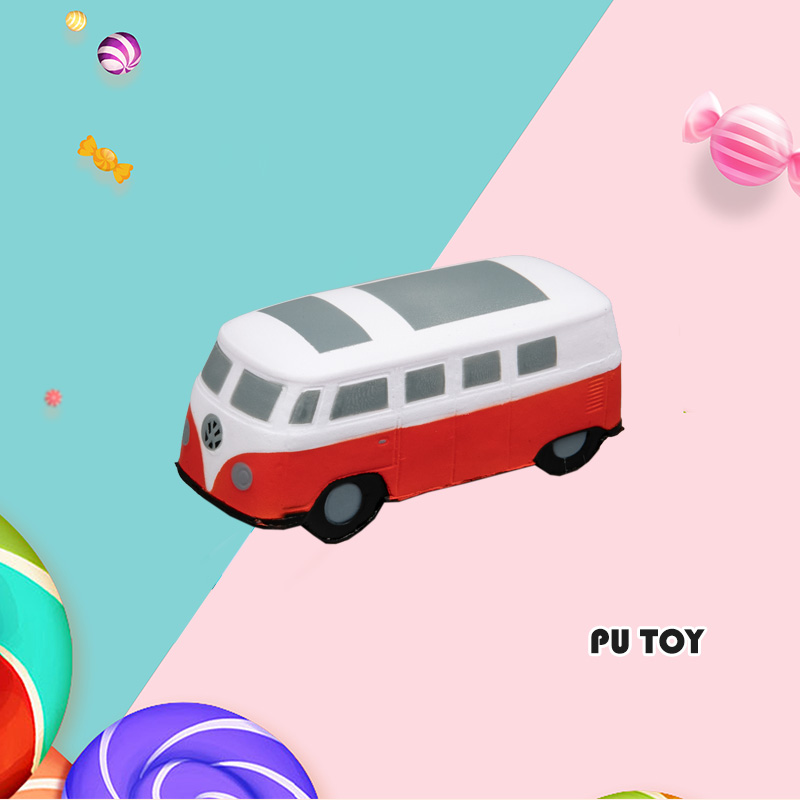 PU TOP SERIES-CARTOON CAR