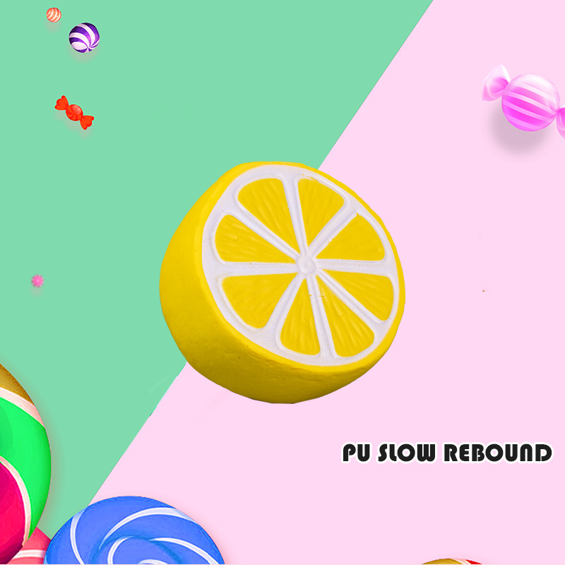 PU SLOW REBOUND-LEMON