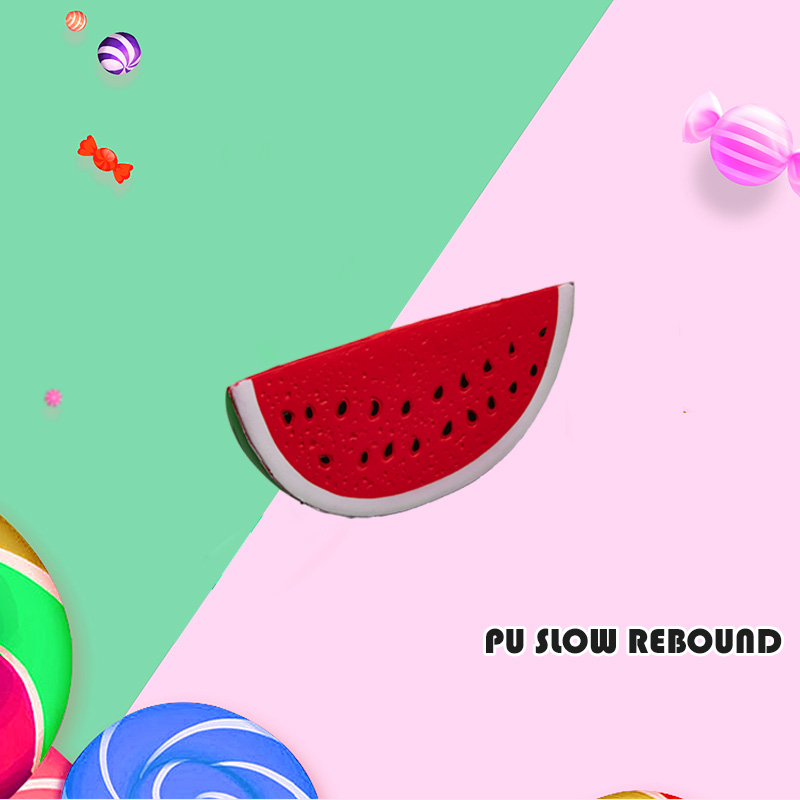 PU SLOW REBOUND-WATERMELON