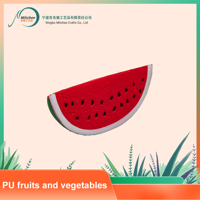 PU FRUITS AND VEGETABLES-WATERMRLON
