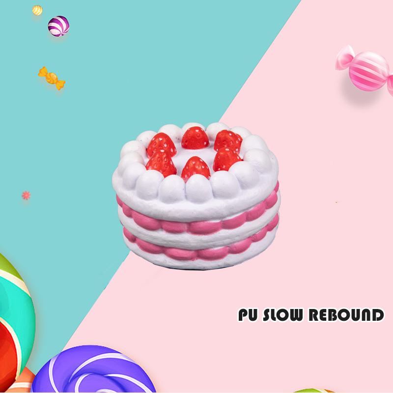 PU SLOW REBOUND-COMPLETE CAKE