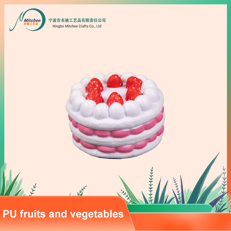PU FRUITS AND VEGETABLES-CAKE