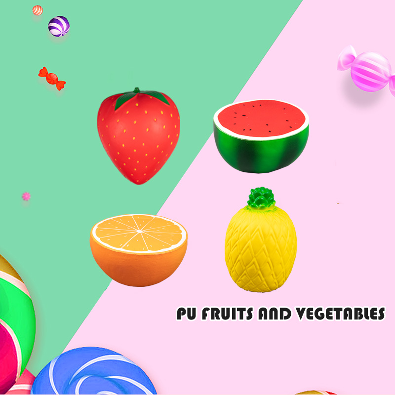 PU FRUITS AND VEGETABLES-FRUIT COLLECTION