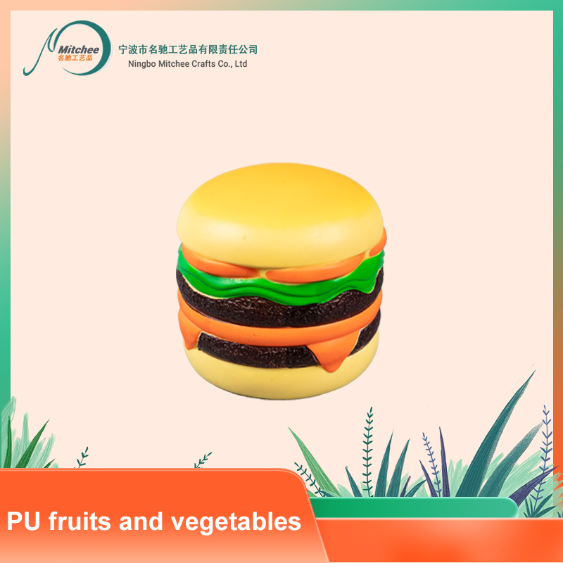 PU FRUITS AND VEGETABLES-HAMBURGER
