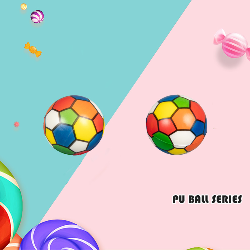 PU BALL SERIES-RAINBOW BALL