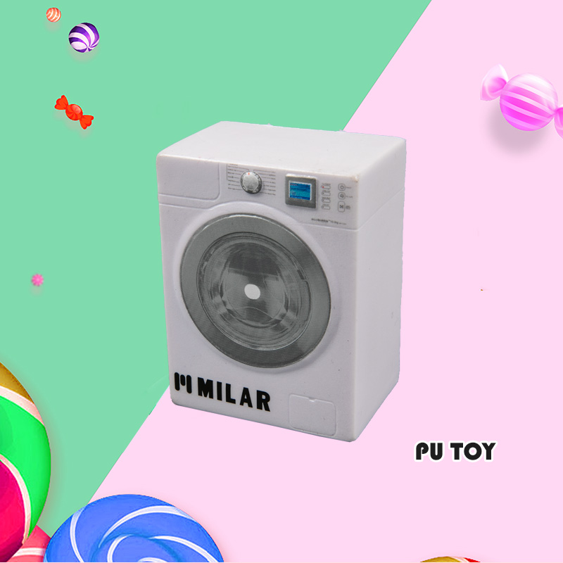 PU TOP SERIES-CARTOON WASHING MACHINE