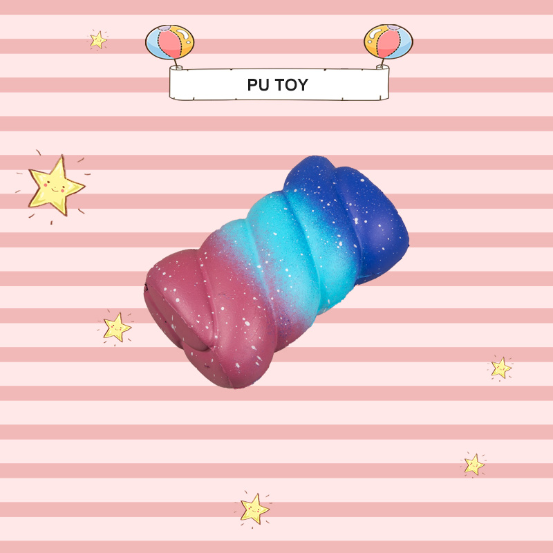 PU TOP SERIES-COLORFUL SOAP TOY
