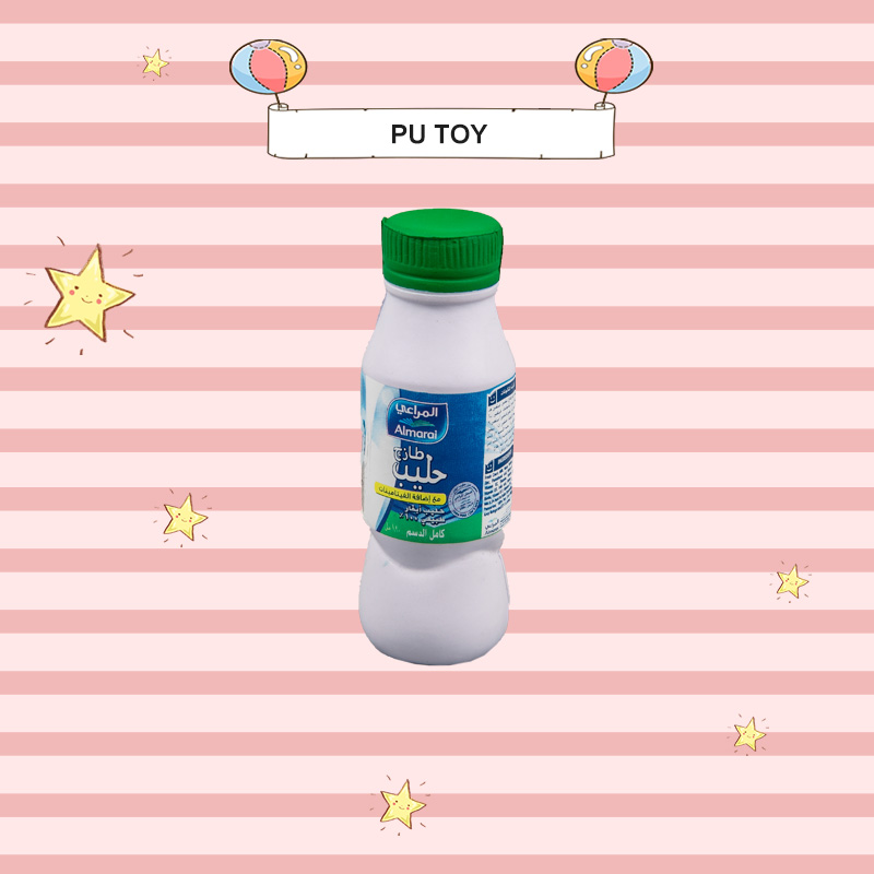 PU TOP SERIES-BOTTLE TOY