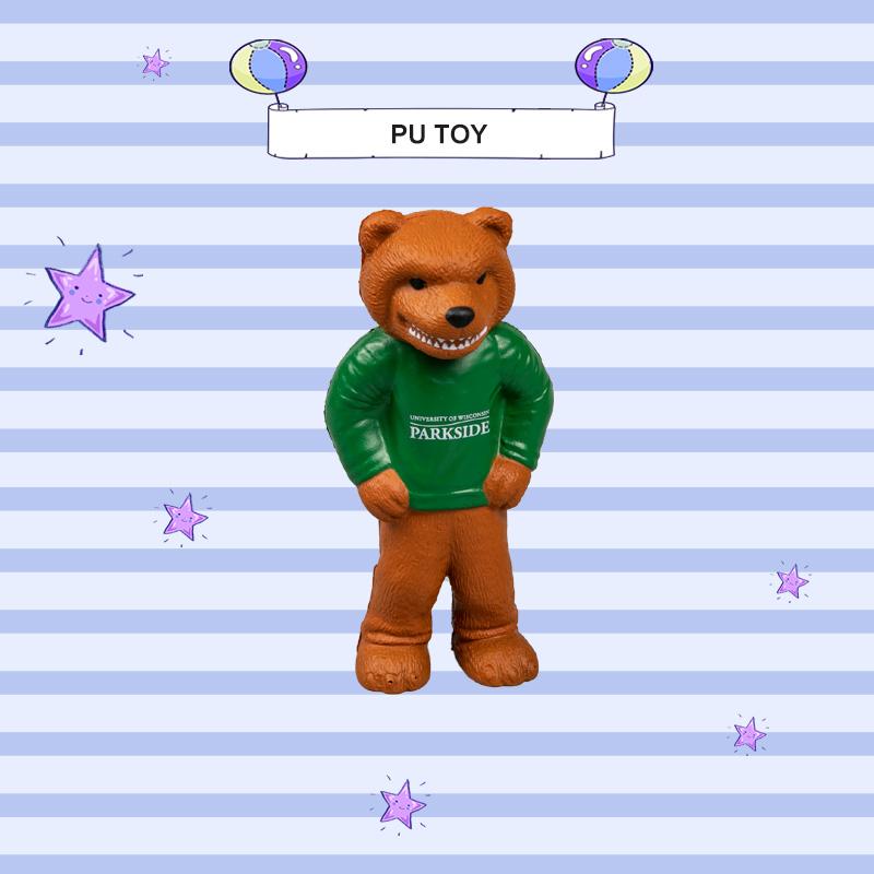PU TOP SERIES-Evil Bear Toy