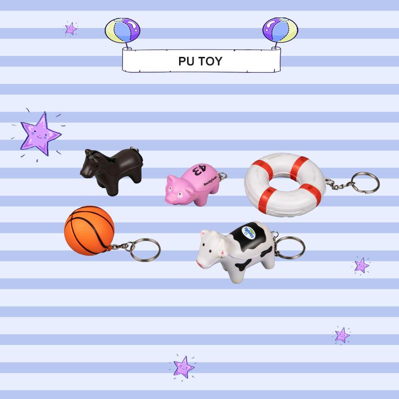 PU TOP SERIES-keychain Toy